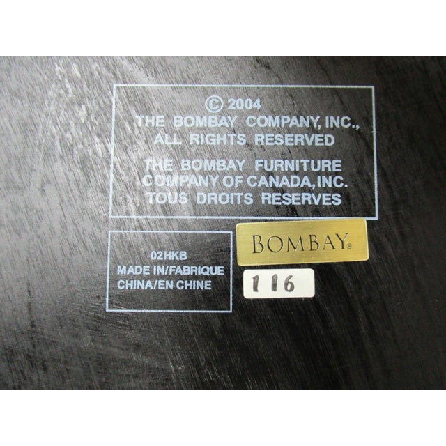 Bombay Company Cherry End Table For Sale In Philadelphia - Image 6 of 11