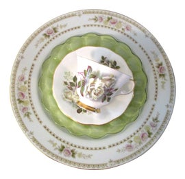 Image of Victorian Dinnerware