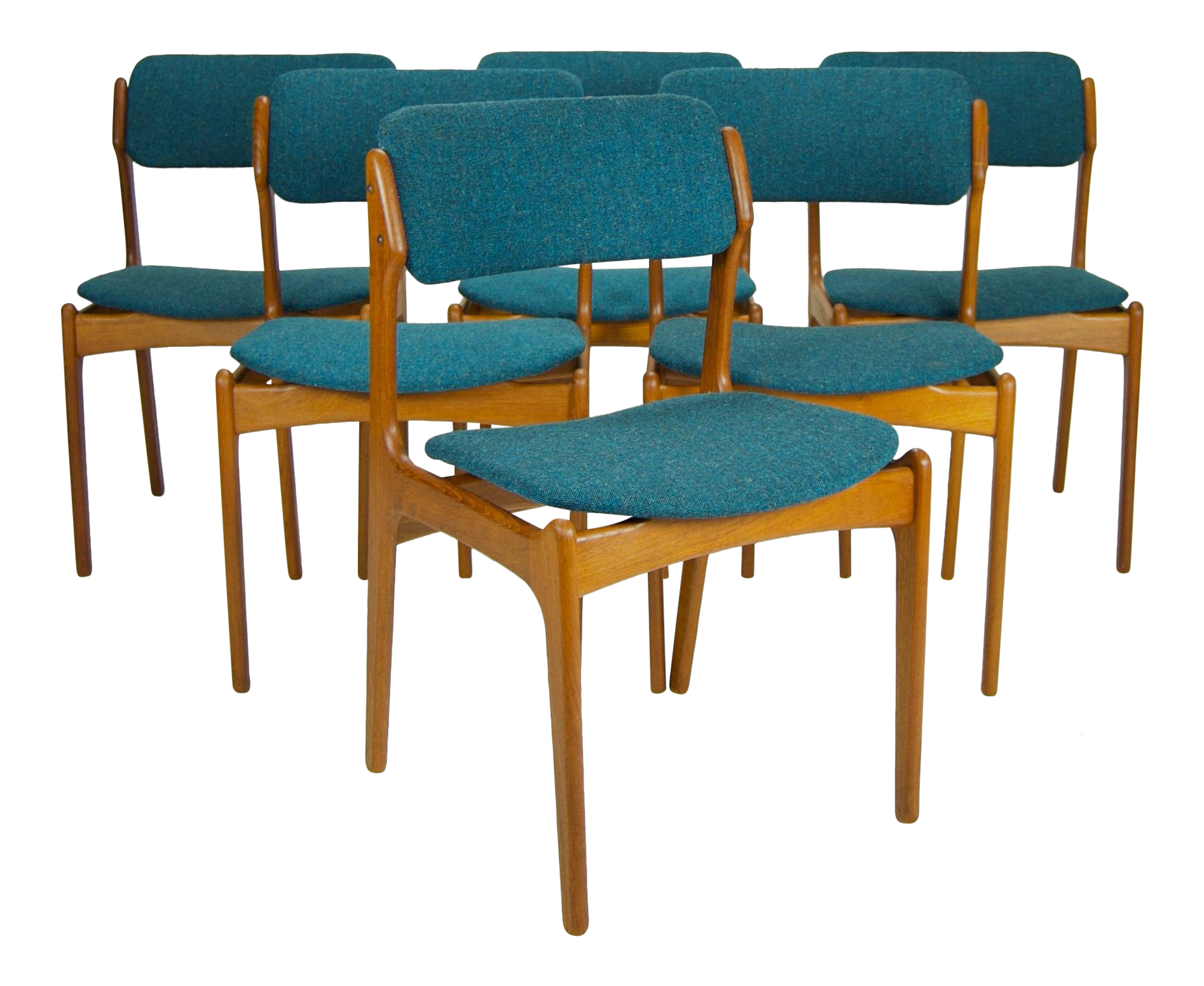 Set Of 6 Dining Chairs