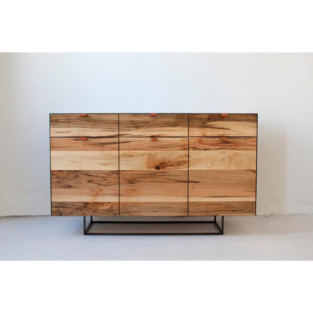 Studio Cidra Kimball Maple Cabinet For Sale - Image 4 of 4