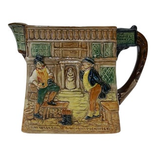 """Royal Doulton Pitcher - """"The Pickwick Papers"""""""