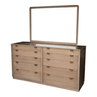 1950s Mid Century Modern Edward Wormley for Drexel Precedent Dresser For Sale