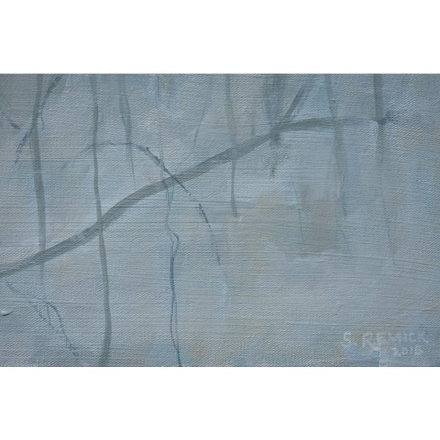 """Stephen Remick """"Finding the Way Home in a Storm"""" Contemporary Painting For Sale In Providence - Image 6 of 10"""