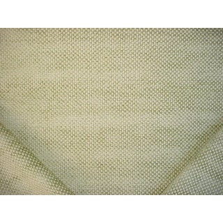 Cowtan & Tout F4022 Quadretto Leaf Check Chenille Upholstery Fabric - 2-1/2y For Sale
