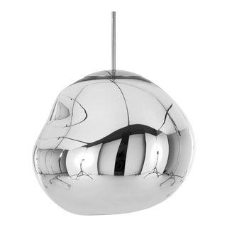 Tom Dixon Melt Pendent Chrome LED For Sale