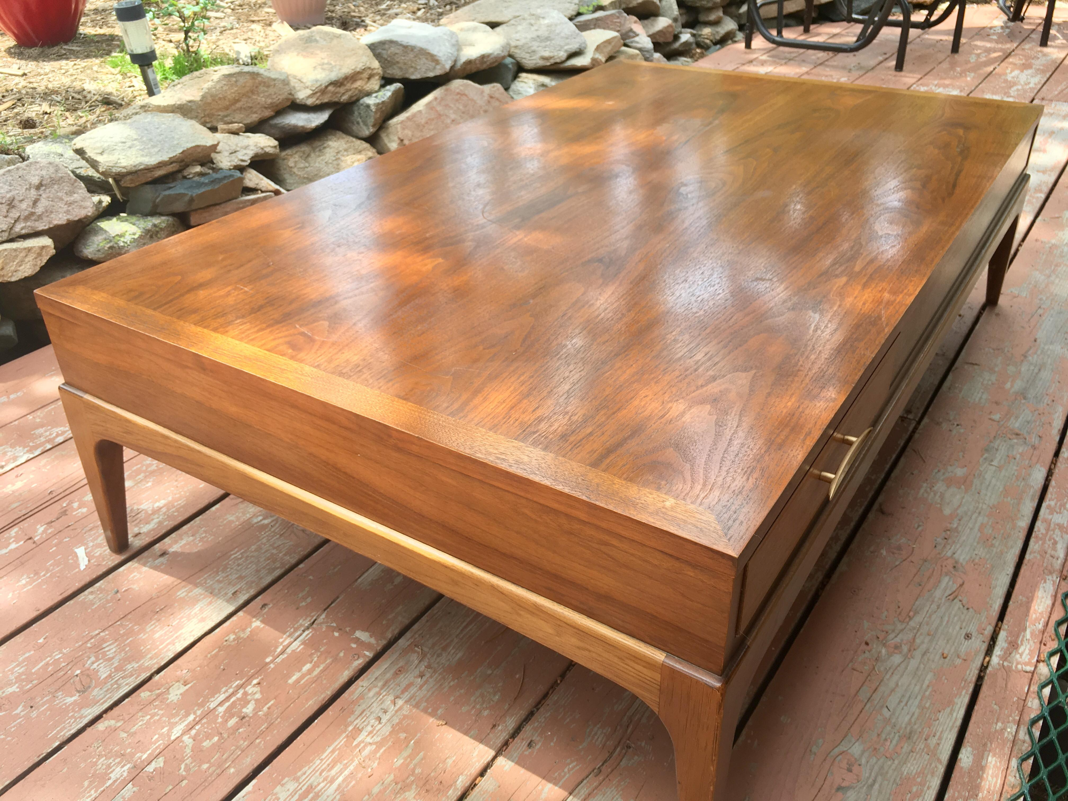 Lane MidCentury Cedar Coffee Table Chairish