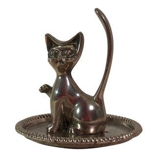 Vintage Cat Ring Tray