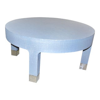 Bungalow 5 Dakota Gray Coffee Table For Sale