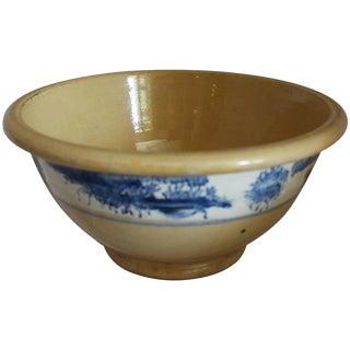 Vintage Ceramic Mixing Bowl