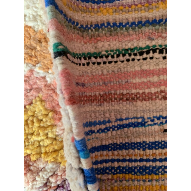 1950s Moroccan Vintage Runner-2′6″ × 11′ For Sale - Image 9 of 13