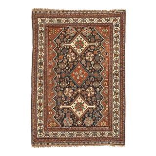 Persian Shiraz Design Rug For Sale