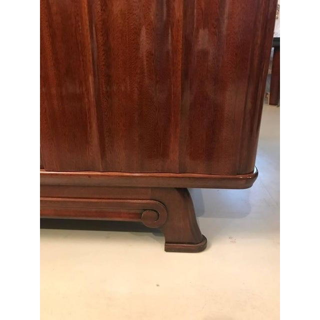 Gaston Poisson French Art Deco Numbered Gaston Poisson Buffet For Sale - Image 4 of 10