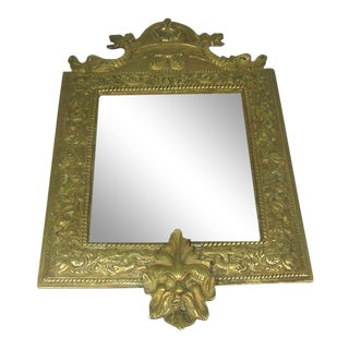19th Century French Antique Mirror For Sale