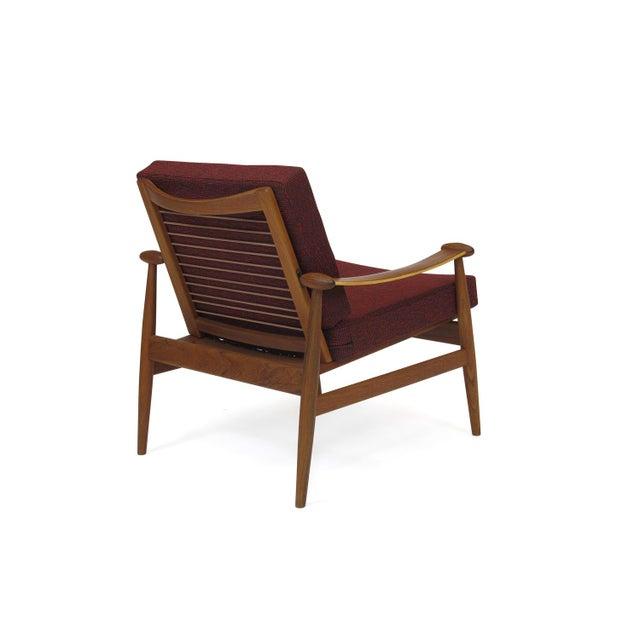Finn Juhl Spade Mid-Century Danish Lounge Chair - Image 6 of 8
