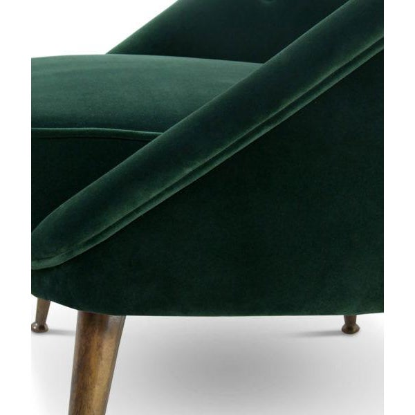 Malay Armchair From Covet Paris For Sale - Image 4 of 6
