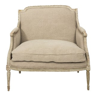 French Marquise Loveseat For Sale
