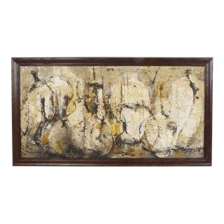 Abstract Mixed Media by Carley Craig For Sale