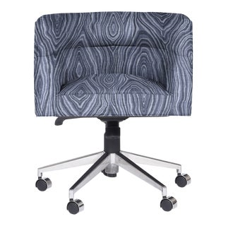 Perry Desk Chair, Olay Ink