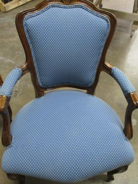 These Are A Pair Of Original Antique French Country Chairs. The Wood Is  French Oak