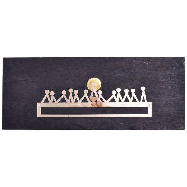 Emaus Last Supper Wall Sculpture For Sale In San Diego - Image 6 of 7