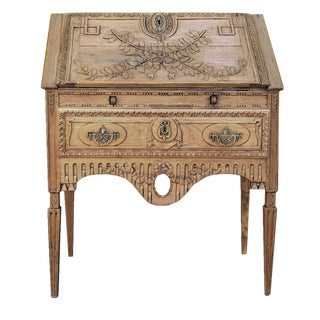 Secretary Desk, Early 19th Century French Louis XVI Style For Sale