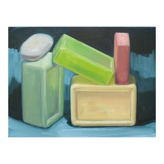 Soaps (Glow) Print by Paula McCarty For Sale