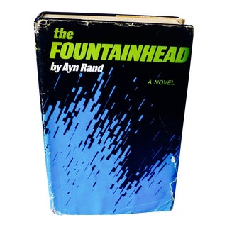 "1943 ""The Fountainhead"" by Ayn Rand For Sale"