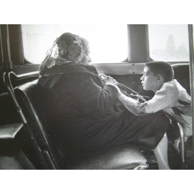 Vintage Black & White Signed Photograph - Image 4 of 5
