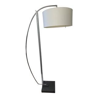 Curved Floor Lamp by Ligne Roset For Sale