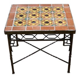 Image of Spanish Side Tables