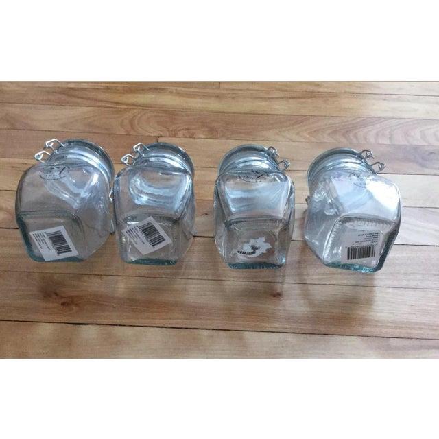 Global Amici Glass Jars - Set of 4 - Image 6 of 9