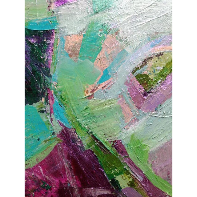 Abstract Painting - Resplendent - Image 2 of 2