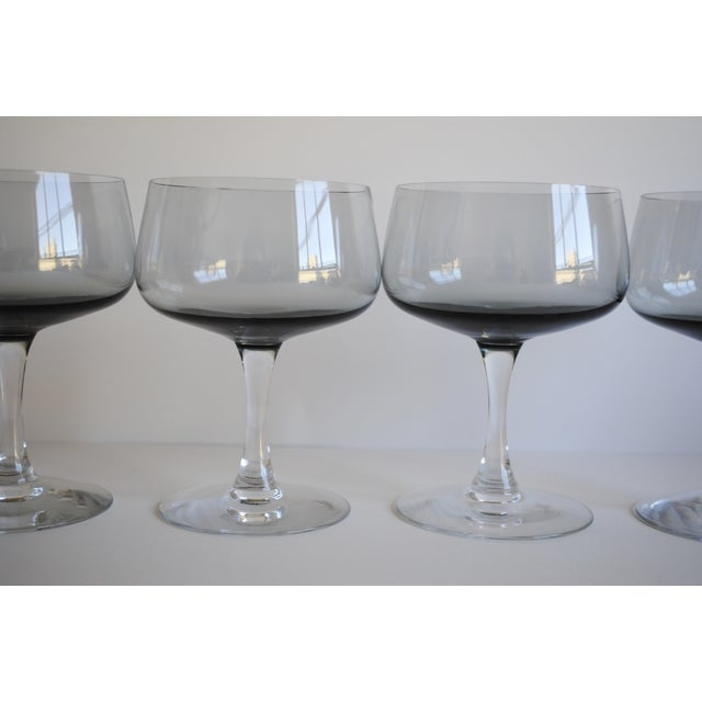Vintage Champagne Coupes, Set of 10 - Image 4 of 6