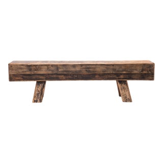 Chinese Courtyard Door Bench For Sale