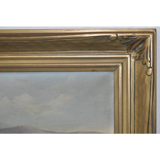 Elizabeth Hewlett Watkins California Desert Landscape Painting - Image 8 of 10