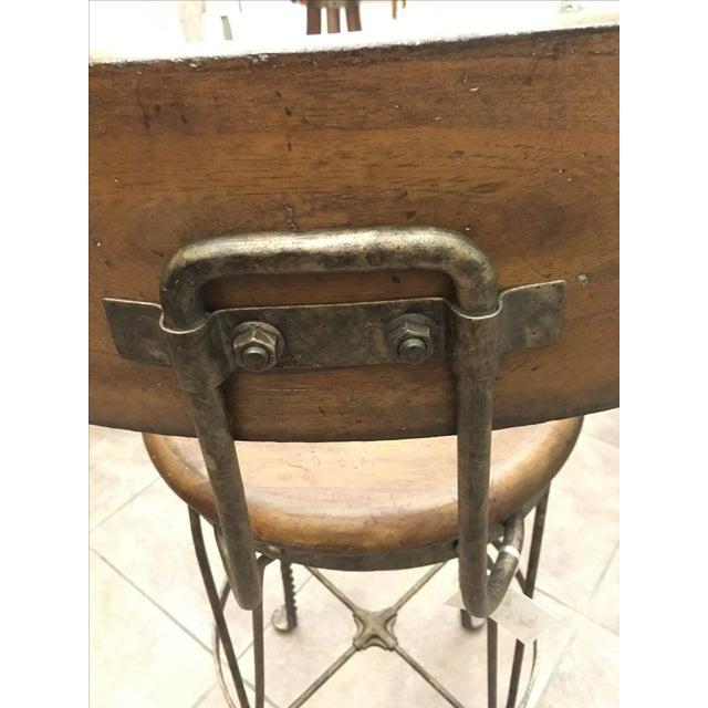 Stanley Furniture Artisans Apprentice Barstool - Image 7 of 7