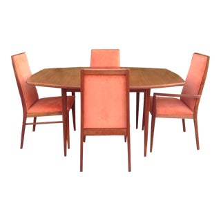 Dillingham Mid-Century Modern Dining Set