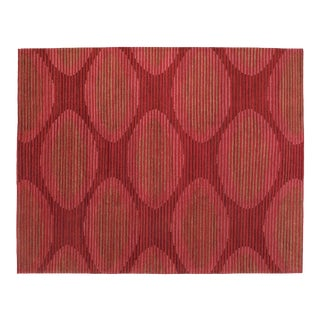 Kiwi Grenadine, 10 x 14 Rug For Sale