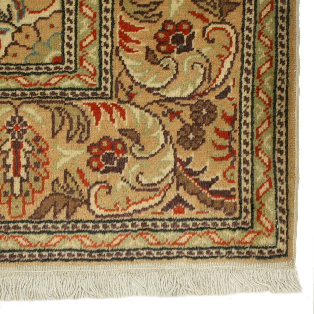 "Vintage Kayseri Carpet - 6'7"" x 10'1"" - Image 4 of 6"