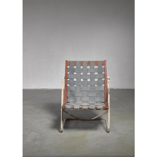 Walter Gindele Prototype Chair, Austria For Sale - Image 6 of 7