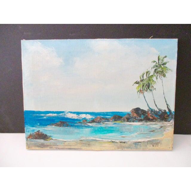 California Plein Air Seascape Painting - Image 9 of 9