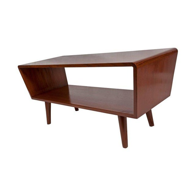 High End Danish Mid Century Modern Coffee Or Cocktail Table Circa