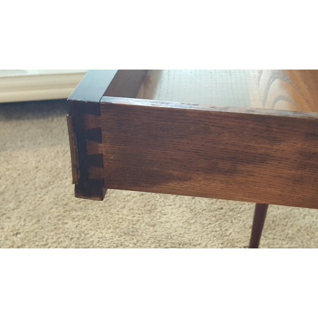 Early 20th Century Louis XVI Style Marble Top Side Table For Sale - Image 5 of 12