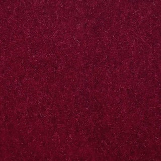 Ruby Mohair Clarence House Fabric For Sale