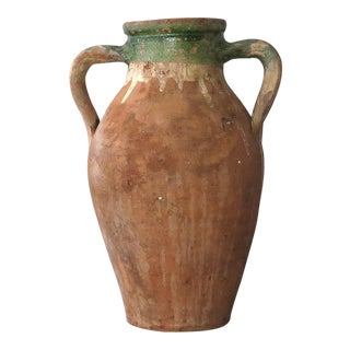 Turkish Olive Jar