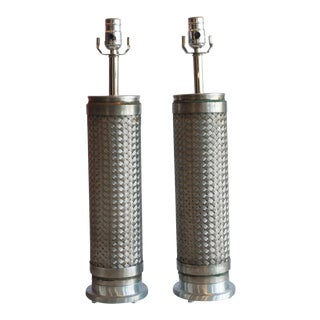 Rocket Component Lamps For Sale