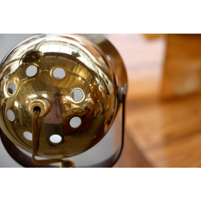 Reggiani Reggiani Brass Floor Lamp With Four Heads For Sale - Image 4 of 8