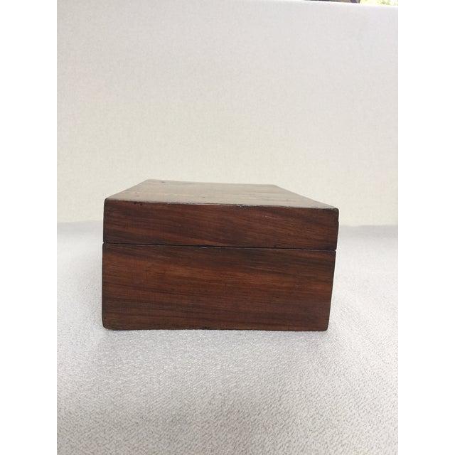 Walnut Tunbridge Ware Box For Sale In Dallas - Image 6 of 6