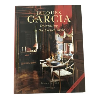 'Jacques Garcia: Decorating In The French-Style' Book