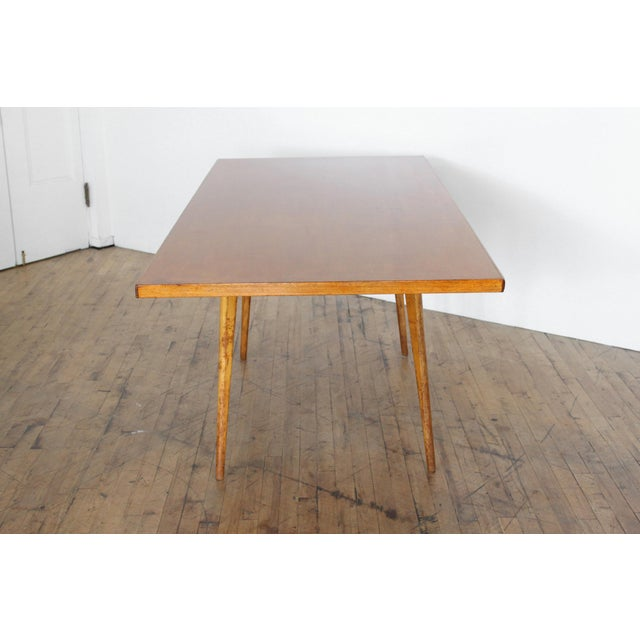 Handbuilt Early Modernist Dining Table - Image 4 of 10